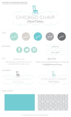 Chair rental. One of many things to think about when hosting at a nontraditional venue @Mandy Dewey Seasons Bridal