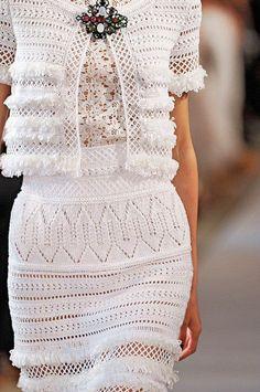 Love the crochet work... very cute