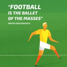 Football is the ballet of the masses! Fifa, Illustrator, Sketch, Ballet, Football, Feelings, Sports, Design, Sketch Drawing