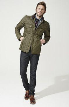 barbour mens jacket nordstrom