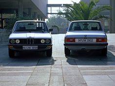 BMW E12 5-series - Classic Bimmers