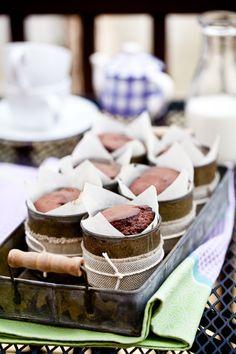 {gluten free} Chocolate Cake via Tartelette