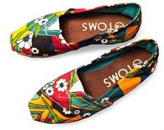 TOMS - this might have to be my first pair. Cute!!!