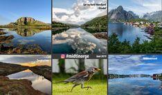 Vi har trukket fotovinneren for juni! Trondheim, Juni, Mountains, Nature, Travel, Instagram, Art, Heaven, Art Background