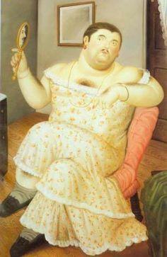 Fernando Botero - Melancholia
