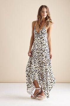 Suboo sandy leopard maxi - leopard - Coco California