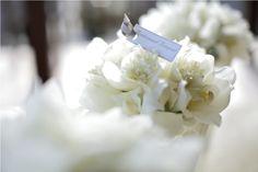 White Cymbidium & Tuberose - bridesmaid'a bouquet by Tirtha Bridal Uluwatu Bali Calla Lily, White Roses, Orchids, Bali, Exotic, Bouquet, Delicate, Bridal, Weddings
