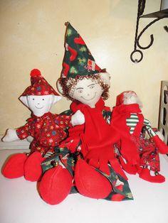 My 3 elves together