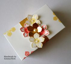 Box mit dem Envelope Punch Board