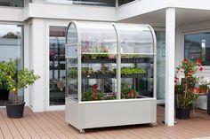 Gartner Teknikk AS - Drivhus - Hagestuer - Paviljonger - Terrassetak Mini Greenhouse, Riga, Raised Beds, Environment, Patio, Inspiration, Home Decor, Garden Ideas, Gardening