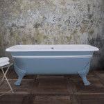 Roman Cast Iron Bath