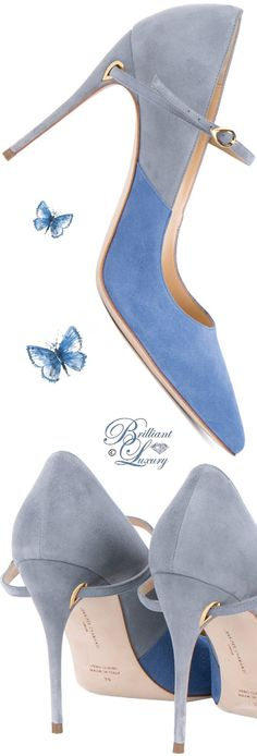 Brilliant Luxury by Emmy DE ♦ Jennifer Chamandi 'Lorenzo' Pumps