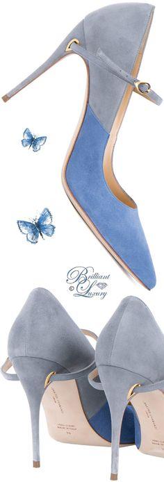 Brilliant Luxury by Emmy DE ♦ Jennifer Chamandi 'Lorenzo' Pumps