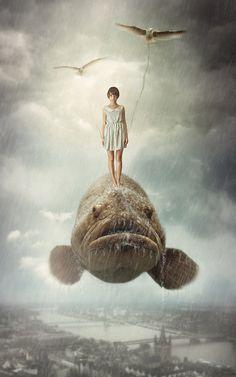 35 Creative Surreal Photo Manipulations   Cuded