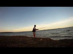 Windy Evening But They Were Biting! - Stocker Trout Fishing Stocker Trout Fishing