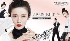 Catrice Zensibility, linea make up ispirata alle Geishe - http://www.beautydea.it/catrice-zensibility-make-up-geishe/ - Zen time con Catrice e la nuova collezione trucco Zensibility dedicata al mondo giapponese e all'iconico make up look delle geishe!