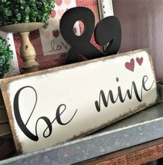 New wood signs diy sayings quotes valentines day Ideas My Funny Valentine, Quotes Valentines Day, Valentine Day Love, Valentine Day Crafts, Holiday Crafts, Valentine Ideas, Valentine Stuff, Crafts To Sell, Diy And Crafts