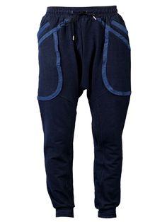 General Idea Drop crotch sweatpants