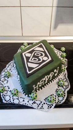 Borussia Mönchengladbach Raute Torte