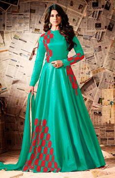 https://www.gravity-fashion.com/green-designer-wear-indian-jennifer-winget-gown-dress-f17176.html