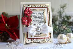 Amazing Paper Grace » Becca Feeken: Cardmaking, Crafting & Diecut Tutorials What Is Christmas, Christmas Cards, Becca Feeken Cards, Card Creator, Hope For The Future, Handmade Birthday Cards, Amazing Grace, Handmade Christmas, Cardmaking