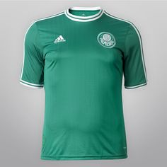 Palmeiras lança uniforme para 2013 - http://www.colecaodecamisas.com/palmeiras-lanca-uniforme-para-2013/