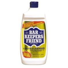 great for removing rust stains from old sinks...