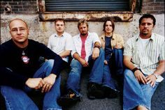 Sister Hazel is my favorite because they are amazing song writers and musicians!!