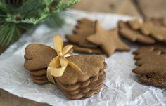 Receita Dedo de Moça: Biscoitos natalinos de ginger bread