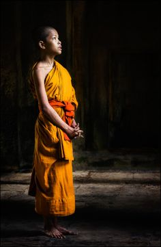 Looking For Divine Inspiration . Cambodia