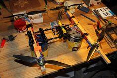 DIY-Quadcopter-Garfield-wood-4