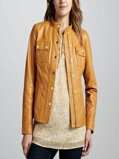Astonishing Women Leather Jacket for Mothers Day