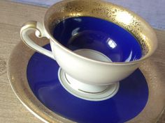 Antique 1940's Alka Kunsta Bavaria Germany tea by ShoponSherman, $35.00