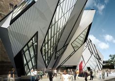 Libeskind Lands in Toronto | Forum | Archinect