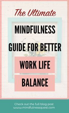 The ultimate resource to learn how mindfulness can help you better your work-life balance. Care Skin Condition and Treatment Oil Makeup Mindfullness Meditation, Mindfulness Activities, Do You Work, Get Your Life, Work Life Balance, Good Sleep, Mindful Living, Working Moms, Self Development