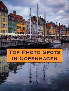 A comprehensive list of the best places to take photos in Copenhagen, Denmark. It includes historic sites, canals, architecture, churches, entertainment districts, military fortifications and more.