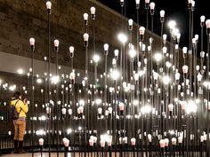 LEDscape - Centro Cultural de Belém, Lisboa, Portugal / LIKEarchitects