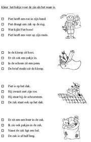 1000 images about school taal kleuters die kunnen lezen