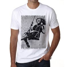 #street #art #graphic #tshirt #men T-shirts are always a fab idea! Discover the entire collection at --> https://www.teeshirtee.com/collections/collection-street-art/products/street-art-5-t-shirt-for-men-t-shirt-gift