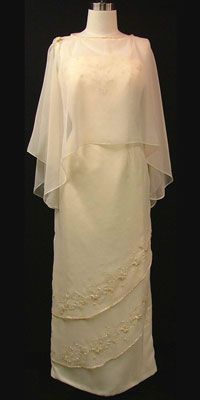 Custom Formal Dress #7005CM - Mother of the Bride Dress