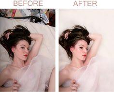 Photo Editing / Retouching: Basic editing tutorial using adobe Photoshop.