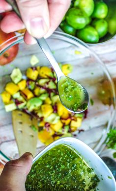 "I can't wait to try this on a salad.  ""This dressing is a favorite of mine because I like a little heat with my salads. Who am I kidding? I like a little heat with my salads, popsicles, soups, sangrias and everything else. It is great for rounding out almost any salad but it really shines on those with fruits like the avocado."""