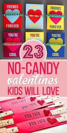 23 No-Candy Valentines Kids Will Love Even More Than Sugar