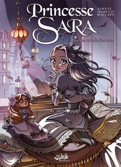 MixedPdfbook Niklas: 🌠Télécharger🌠🌠 Princesse Sara, Tome 1 : Pour u. Children's Book Illustration, Illustrations, Book Cover Art, Book Art, Ghibli, Books To Read, My Books, Manga News, Character Design