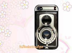 iphone 4 case iphone 4s case iphone 5 caseBlack by AlibabaDesign, $10.00
