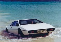 1975 Lotus Esprit - The Spy who loved me (1977)