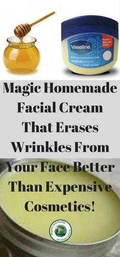 Beauty Tips Magic Homemade Facial Cream That Erases Wrinkles From Your Face Better Than Expensive Cosmetics! Homemade Facials, Homemade Skin Care, Organic Skin Care, Natural Skin Care, Organic Makeup, Natural Beauty, Organic Facial, Natural Facial, Natural Makeup