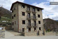 Casa Rural Pirineo Aragones en Aguascaldas