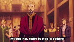 Funniest scene from the Legend of Korra so far hahaha poor Tenzin