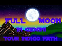 FULL MOON IN GEMINI HOROSCOPE ALL WATER SIGNS DECEMBER 13 2016 DON'T FORGET TO SET YOUR INTENTION!